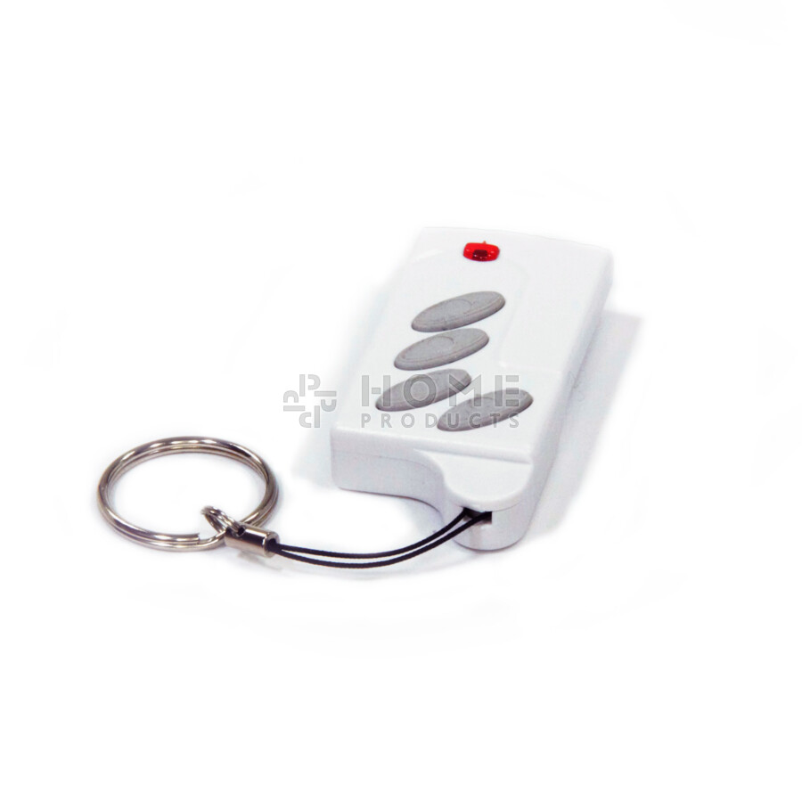 Apache 4All XT multibrand remote control 433 and 868 Mhz (white)